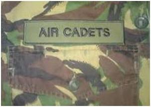 Uniform Amp Drill 1372 Elstree And Borehamwood Squadron Atc